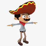 Click to see information about the 'Mexican Runner (for Unity)'.
