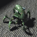 Click to see information about the 'Robot Spider (for Poser)'.