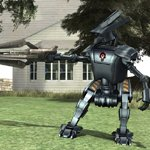 War Machine Robot (for Unity)