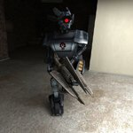 Click to see information about the 'War Machine Robot (for Unity)'.