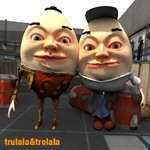 Trulala and Trolala (for Poser)