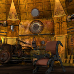 Steampunk Timelab (for Poser)