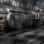 Corridor Construction Kit (for Poser)