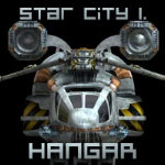 Click to see information about the 'Star City Hangar (for Poser)'.