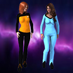 Explorer Pack G2 (for DAZ Studio)