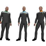Waypoint Uniform G2M (for DAZ Studio)