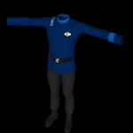 2270`s Duty Uniform G2M (for DAZ Studio)