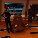 Battle Bridge DAZ Studio 'ad image'