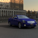 Cadillac CTS (for Vue)