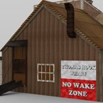 Wharf Building (for DAZ Studio)