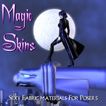 Click to see information about the 'Magic Skins (for Poser)'.