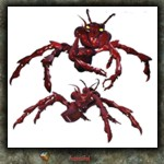 Click to see information about the 'Insectoid Creature (for Poser)'.