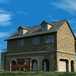 Click to see information about the 'Coach House (for Vue)'.