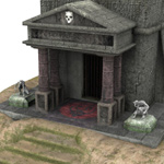 Vampire Crypt (for Vue)