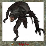 Click to see information about the 'Night Creep Monster (for Poser)'.