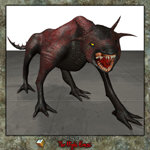 Click to see information about the 'Monster Night Beast (for Poser)'.