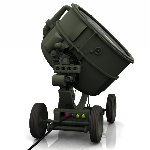 WWII Sperry Searchlight (for Vue)