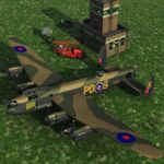 Click to see information about the 'Avro Lancaster (for Vue)'.