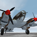 Heinkel HE 111 H2 (for 3ds)