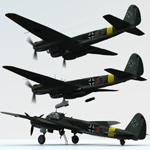 Junkers JU88 A4 (for Vue)