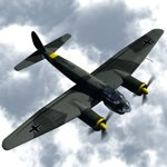 Click to see information about the 'Junkers JU88 A4 (for Vue)'.