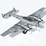 Click to see information about the 'BF110 G Series (for Poser)'.