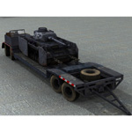 Click to see information about the 'SdAh116 Heavy Trailer (For Poser)'.
