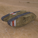 MKV Male Tank (for Poser)