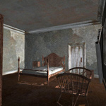 Abandoned House Rooms (for Poser)