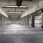 Click to see information about the 'Underground Parking (for Poser)'.