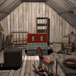 Dusty Attic (for Poser)
