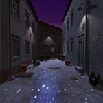 Decaying Alley (for Poser)