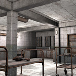 Eerie Morgue (for Poser)
