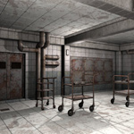 Click to see information about the 'Eerie Morgue (for Poser)'.