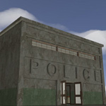 Dirty Police Station (for Poser)