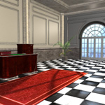 Click to see information about the 'Luxury Office (for Poser)'.