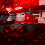 Click to see information about the 'Stylish Lounge (for Poser)'.
