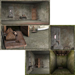 Scarier Basement Dungeon (for Poser)