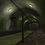 Slimy Sewers (for Poser)