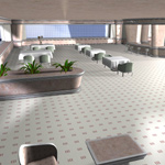 Click to see information about the 'Bauhaus Hotel Lobby (for Poser)'.