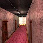 Click to see information about the 'Decayed Corridor and Rooms (for Poser)'.
