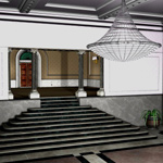 Grand Entrance Hall (for Poser)