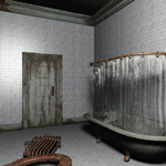 Abandoned House Rooms (for Vue)