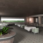 Click to see information about the 'Bauhaus Hotel Lobby (for Vue)'.