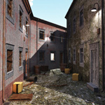 Decaying Alley (for Vue)