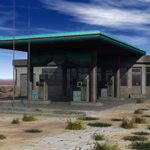 Click to see information about the 'Abandoned Station (for Vue)'.