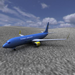 Aircraft 737 (for Vue)