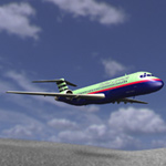 Airliner 717 (for Vue)