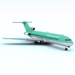 Click to see information about the 'Airliner 727 (for Vue)'.