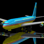 Aircraft 707 (for Poser)